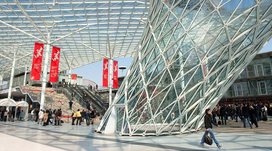 Dos instalaciones para experimentar el diseño en Milán