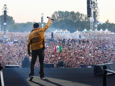"Vasco: ""Modena park"", un record mondiale"