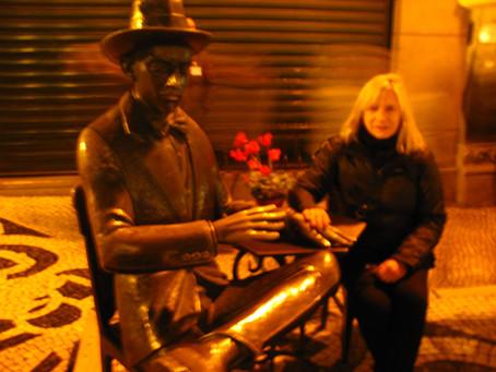 Lisboa y mi recuerdo de Antonio Tabucchi.