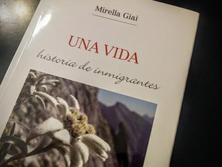 Mirella Giai, una historia de vida, un amor de dos corazones: Italia y Argentina...