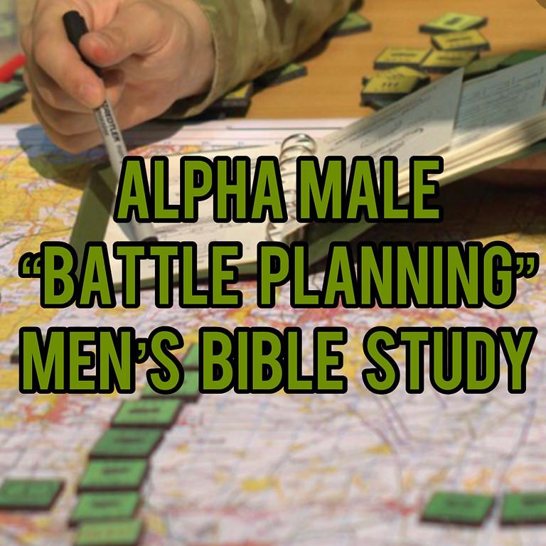 Alpha Male Men's Training