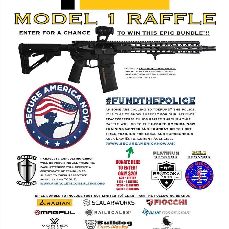 Radian Model 1  Fundraiser