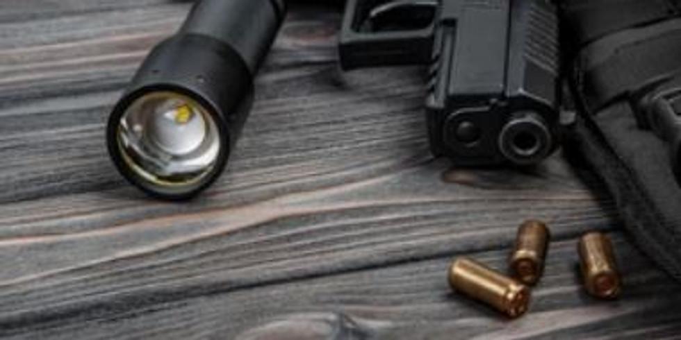 Low Light Pistol Course