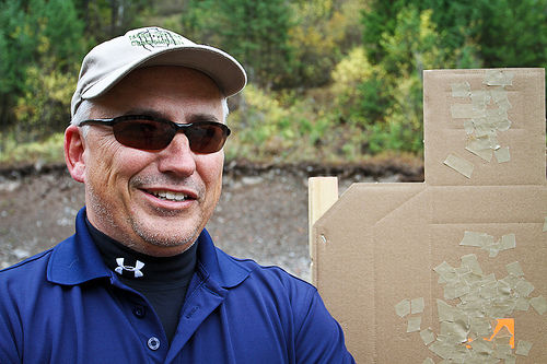 Scott Giesick NRA instructor concealed carry montana missoula