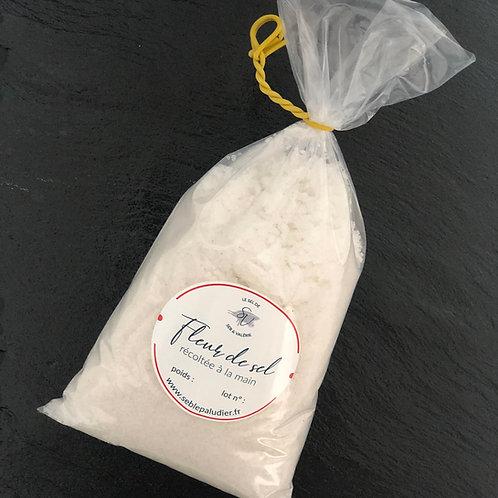 Fleur de sel en sachets