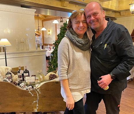 Familie Rose-Stegkemper vom Gasthaus Rose Vehlage Espelkamp