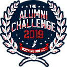 The-Alumni-Challenge-Logo Navy-Backgroun