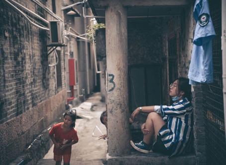 Off the Beaten Path: Exploring the hidden alleyways around West  Shenzhen