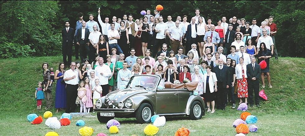 esküvő film