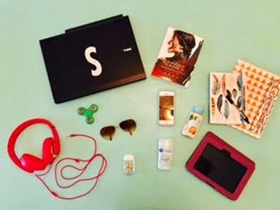 Travel Essentials | sqsparkle