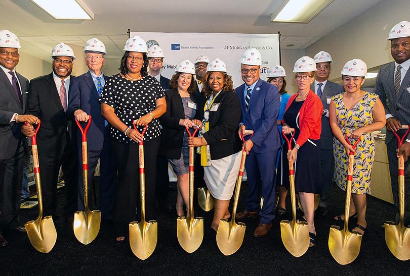 New NLEN Campus in 2020!