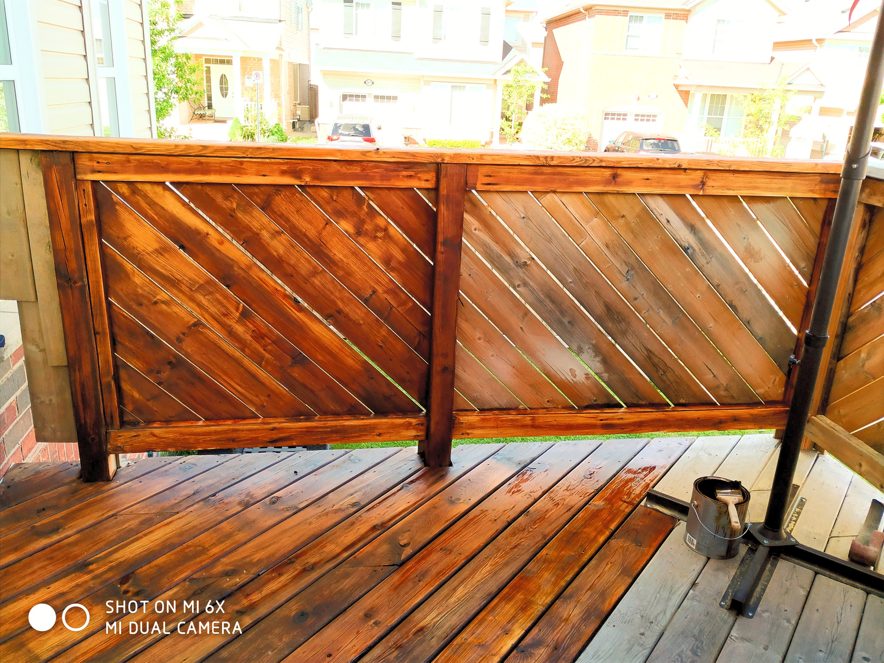 Deck & Fence Staining & Renewal