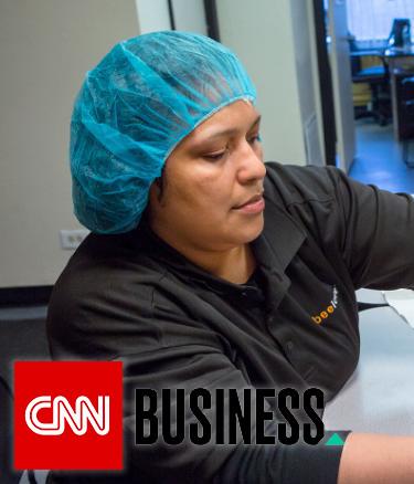 CNN Feature on Sweet Beginnings