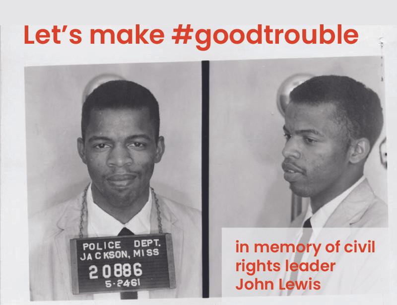 In Memory of John Lewis