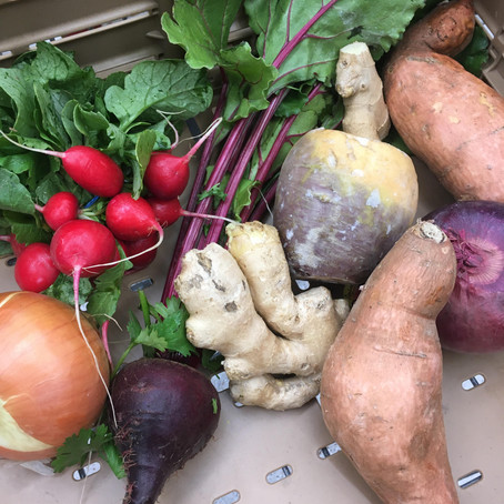 Are You Getting Enough Root Vegetables?