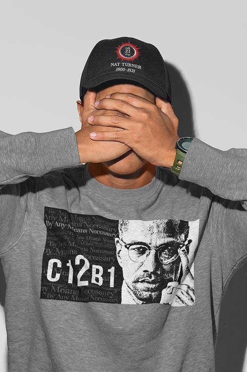 Malcolm X Crew Neck