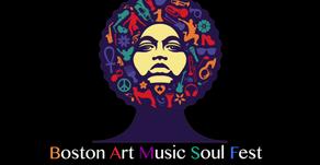 Boston Art & Music Soul Festival (BAMS)– New England's Premier Arts & Music Festival!