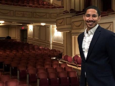 Anthony Mcdonald, VP & Executive Director Shubert Theatre