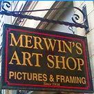 Merwins Art Shop