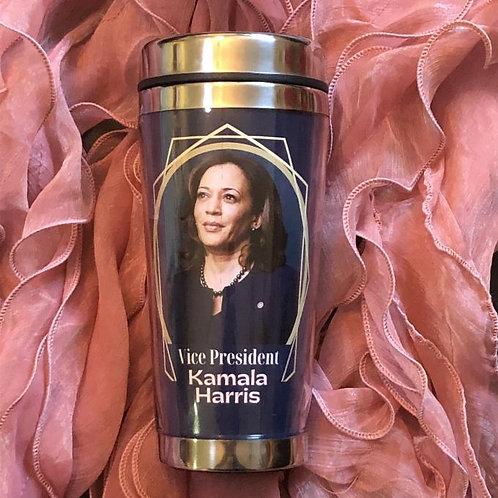 Kamala Harris VP Travel Mug