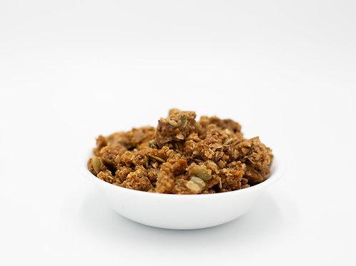 Pumpkin Flaxseed Granola
