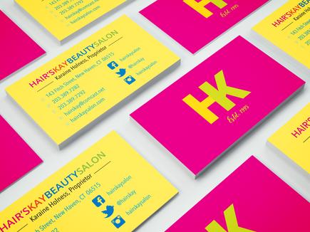 HK Business Card