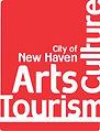 New Haven Art Culture Tourism Logo