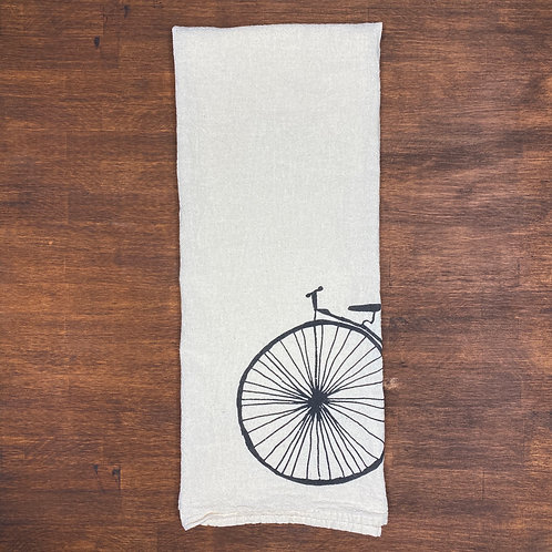 Bike Flour Sack Towel