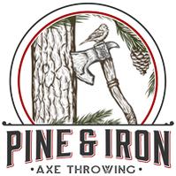 Pine & Iron Axe Throwing