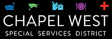 Chapel West Special Services District Logo