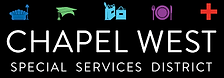 Chapel West Special Services District Logo