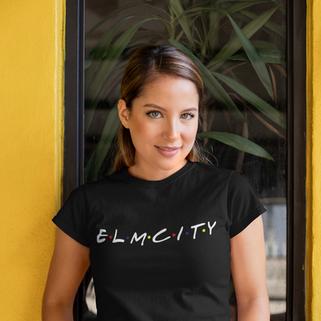 Elm City Tee
