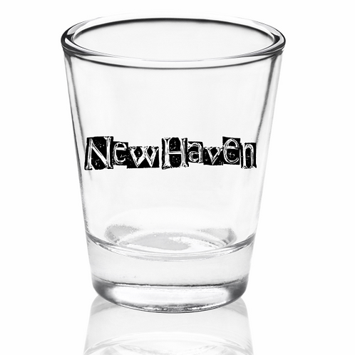 New Haven Shot Glass