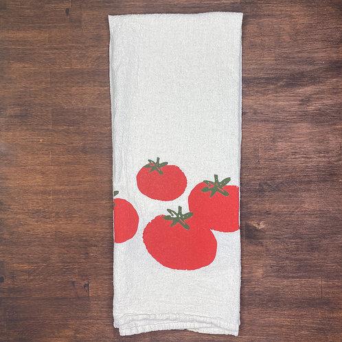 Tomato Flour Sack Towel