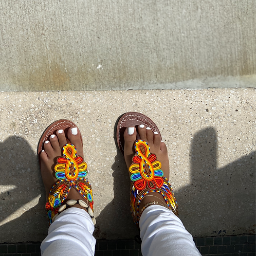 Maasai Sandal 4