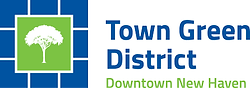 Town Green District Downtown New Haven Logo