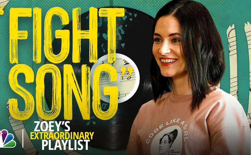 """Zoey's Extraordinary Playlist – """"FIGHT SONG"""""""