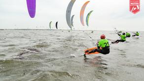 Kite-DM startet mit Racing: Multivan Kitesurf Masters Sankt Peter-Ording: