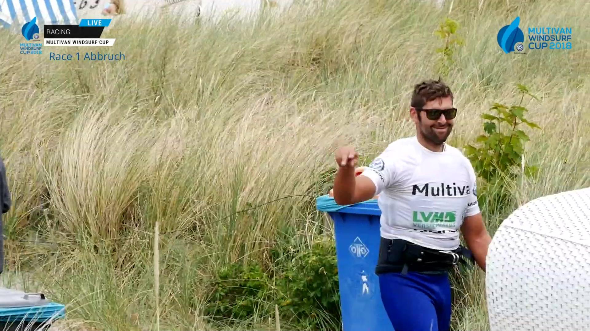 Multivan Windsurf Cup Kühlungsborn - Tag 3