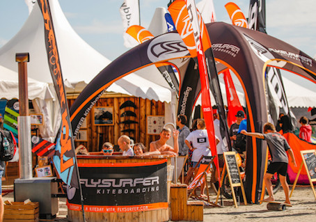 Multivan Kitesurf Masters St. Peter-Ording: Die größte Kitesurftestveranstaltung und -Messe der Welt