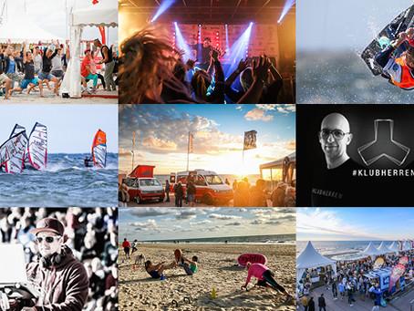 Die Highlights des Multivan Summer Openings Sylt 2018 auf der Promenade vor Westerland!