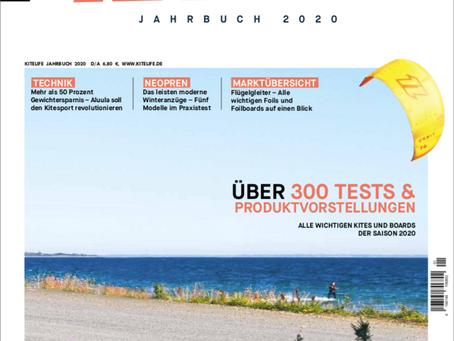 KITELIFE JAHRBUCH 2020 ist erhältlich!