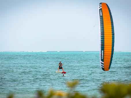 Der neue Flysurfer SONIC ist erhältlich.