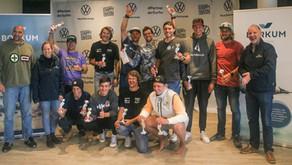 Multivan Windsurf Cup Borkum - Becker siegt im Racing, Prien gewinnt im Slalom