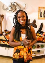 Ukuthula African Print Scarfs