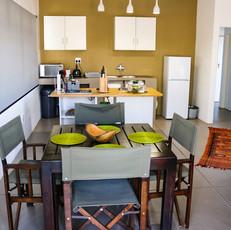 Ukuthula Sunrise Cottage Kitchen