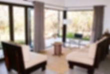 Ukuthula Sunrise Cottage Living Room 2.j