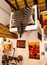 Ukuthula Zebra Hide