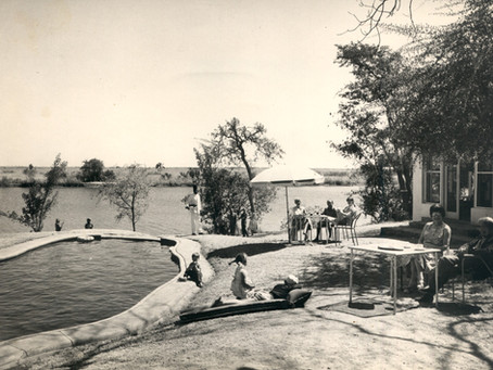Part 7:  A lodge in Chobe (1963 – 1980)