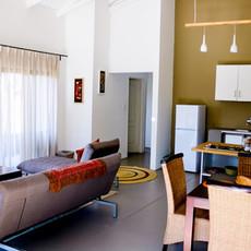 Ukuthula Sunset Cottage Living Room